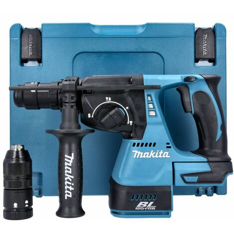Makita DHR243ZJ 18V Brushless SDS Plus Rotary Hammer Drill in MakPac Case
