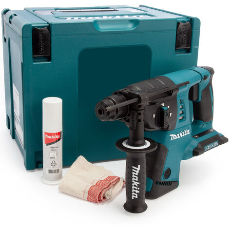 Makita DHR263ZJ 36V SDS+ Rotary Hammer Drill with Makpac Connector Case