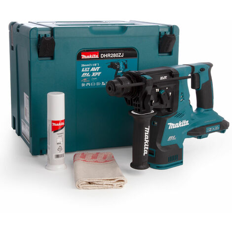 Makita DHR280ZJ 36V Brushless SDS+ Rotary Hammer Drill Body with Case:36V