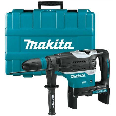 Makita DHR400ZKU Twin 18v / 36v LXT Brushless 40mm SDS Max Rotary Hammer - Bare