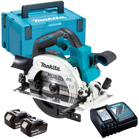 Makita DHS660RTJ 18V Circular Saw Brushless Cordless Kit:18V