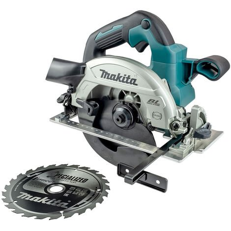 Makita DHS661ZU 18V LXT 165mm AWS Brushless Circular Saw Body Only:18V