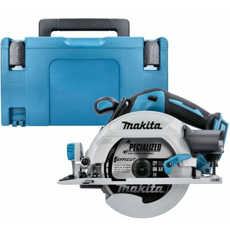 Makita DHS680Z 18V Brushless Circular Saw With 821551-8 Case & Inlay