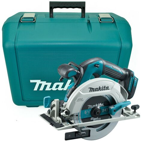 Makita DHS680Z 18v Lithium Brushless Circular Saw 165mm Bare - Includes Case