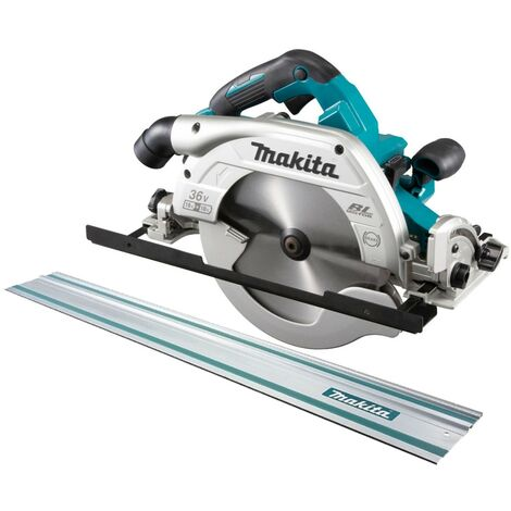 Makita DHS900Z Twin 18v 36v Brushless Circular Saw Guide Rail Adapter 1.5m Rail