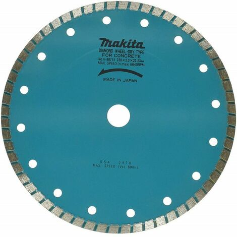 Makita Disque diamant, 230mm - A-80715