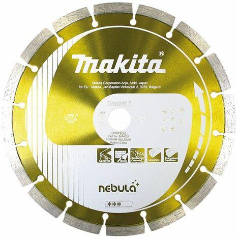 Makita Disque Diamant 230x22,23 NEBULA - B-54025