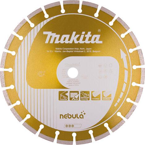 Makita - Disque diamant Nebula Ø 400mm 22,23x2,4mm