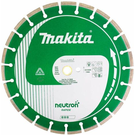 Makita Disque diamant Neutron Enduro 3DDG 350x25,4mm - B-13611