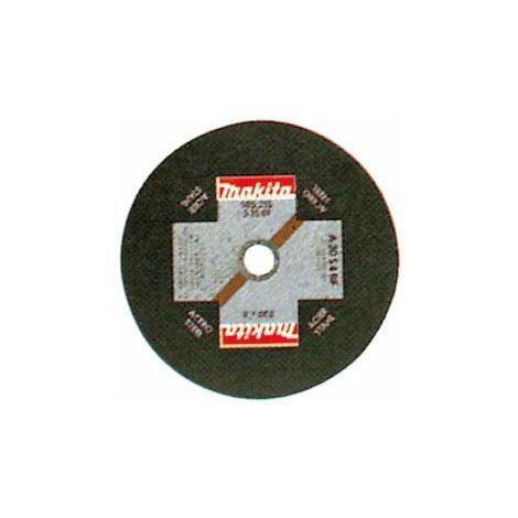 Makita Disques à tronçonner métal, 180mm, 40 pièces, INOX - B-12267-40