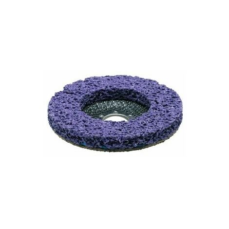 Makita Disques de décapage Ø125mm, Violet, Nylon - B-36267
