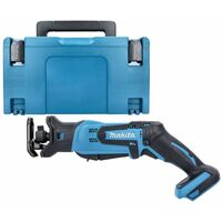 Makita DJR183 18V Mini Reciprocating Saw With 821551-8 Type 3 Case