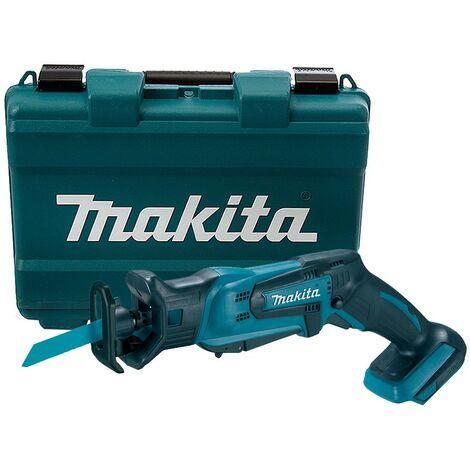 Makita DJR183Z 18v Cordless Reciprocating Pruning Saw Tool-less Blade + Case