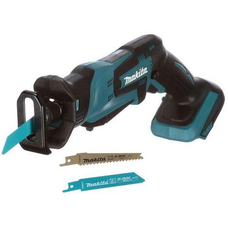 Makita DJR183Z 18v Cordless Reciprocating Pruning Saw Tool-less Blade Clamp Bare