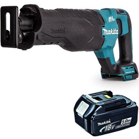 Makita DJR187 18V Brushless Reciprocating Saw With 5.0Ah Battery