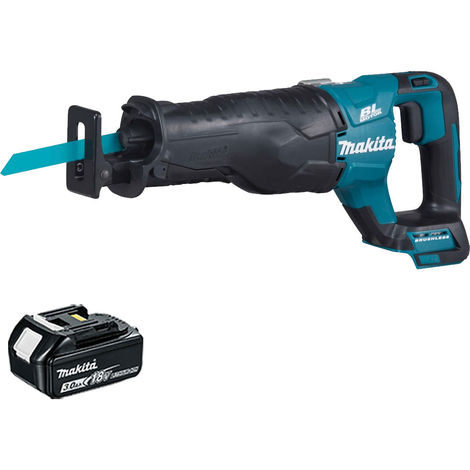 Makita DJR187Z 18V Brushless Reciprocating Saw With 3.0Ah Battery