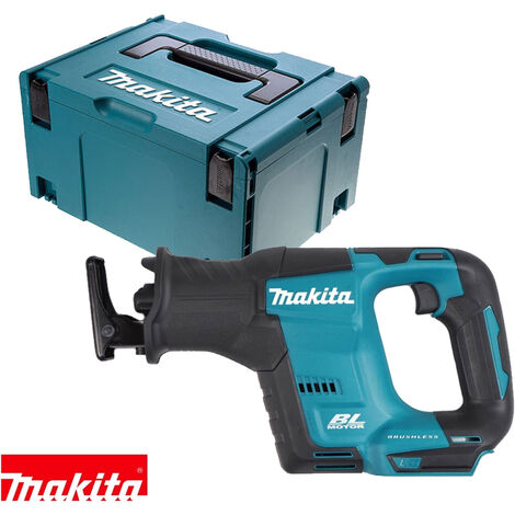Makita DJR188Z 18V LXT Brushless Cordless Reciprocating Saw With Type 3 Case