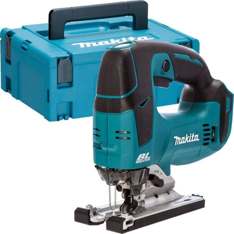 Makita DJV182Z 18v Brushless Jigsaw With Stackable Large Case & Inlay