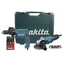 Makita DK0049X1 - Combo GA4530R + HP1631