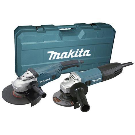 MAKITA DK0055 - Combo amoladoras ga9020s con ga4530r