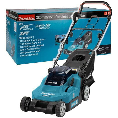Makita DLM382Z 18v 36v LXT Cordless Lithium Battery Lawn Mower - Bare Unit Only