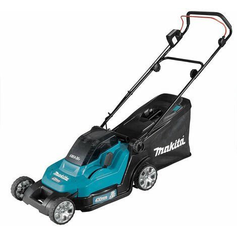 MAKITA DLM432Z TWIN 18V LXT CORDLESS 36V LAWNMOWER 430MM BODY ONLY