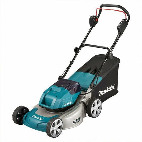 Makita DLM460Z Twin 18v Brushless Lawn Mower (Body Only)