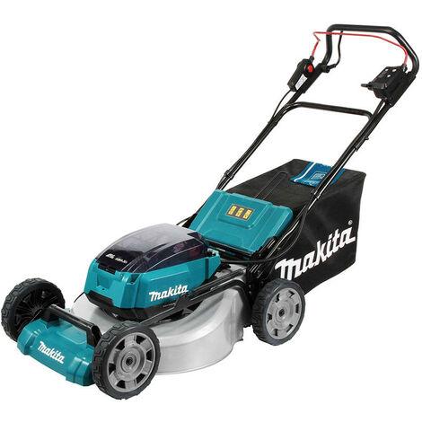 Makita DLM532Z Twin 18V LXT Brushless 53cm Lawnmower (Body Only)