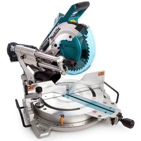 Makita DLS110Z 36V LXT Brushless 260mm Slide Compound Mitre Saw Body Only