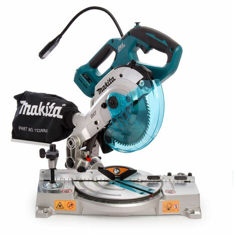 """main image of """"Makita DLS600Z 18V Cordless 165mm Brushless Mitre Saw (Body Only)"""""""