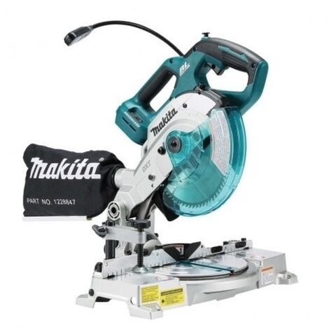 Makita DLS600Z 18V LXT Brushless 165mm Mitre Saw (Body only)