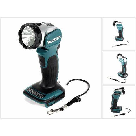 Makita DML 802 Z Akku Lampe für 14,4 und 18 V Akku Solo - ohne Akku, ohne Ladegerät