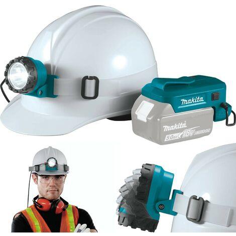 Makita DML800 18V / 14.4V LXT LED Headlight Headlamp Torch Lamp with Pivot