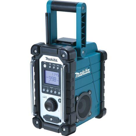 Makita DMR107 Job Site Radio Blue