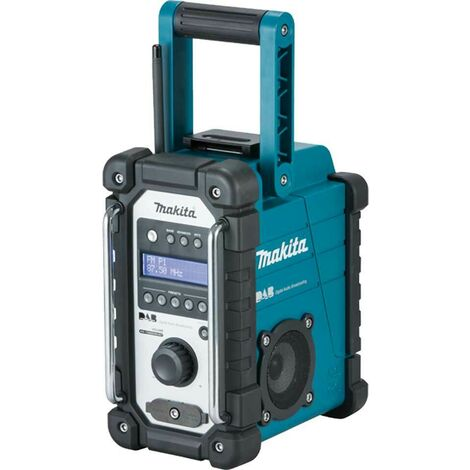 Makita DMR109 10.8v-18v LXT/CXT LI-ion Job Site Radio Body Only