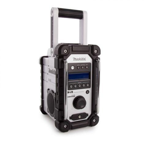 Makita DMR109 DAB Radio White
