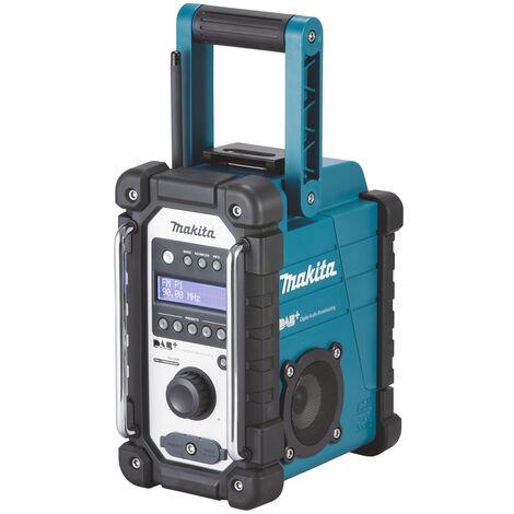 Makita DMR110 Radio de chantier 7,2 a 18 V Li-Ion DMR110