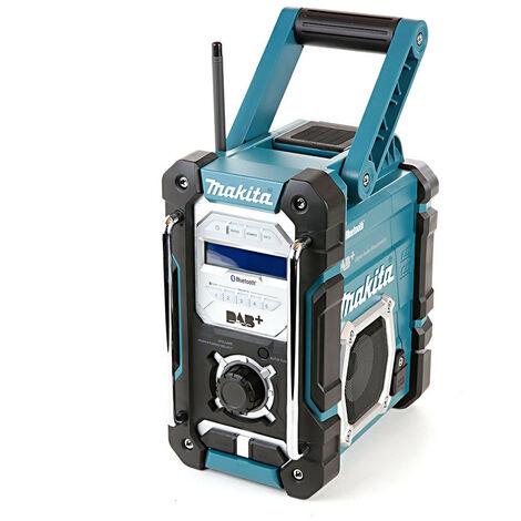 Makita DMR112 18v LXT Bluetooth & DAB Digital Jobsite Radio