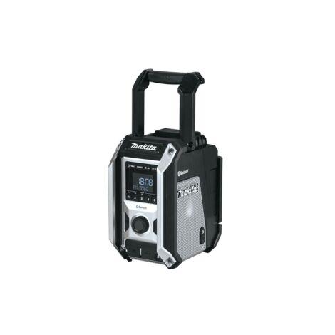 "main image of ""Makita DMR115 DAB/DAB+ Radio With Bluetooth Black"""