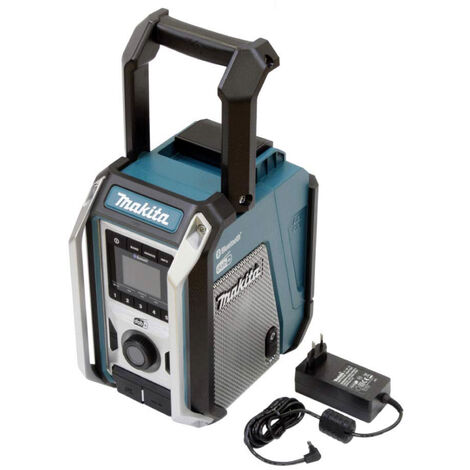 Makita DMR115 Job Site Blue Radio 10.8V-18V LXT/CXT Li-ion Body Only