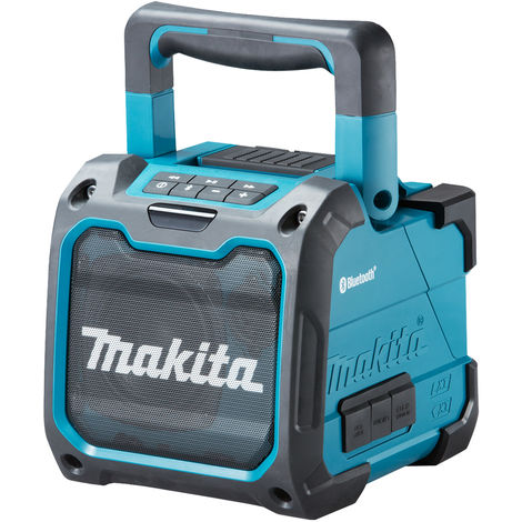 Makita DMR200 10.8/18V Job Site Speaker with Bluetooth Body Only