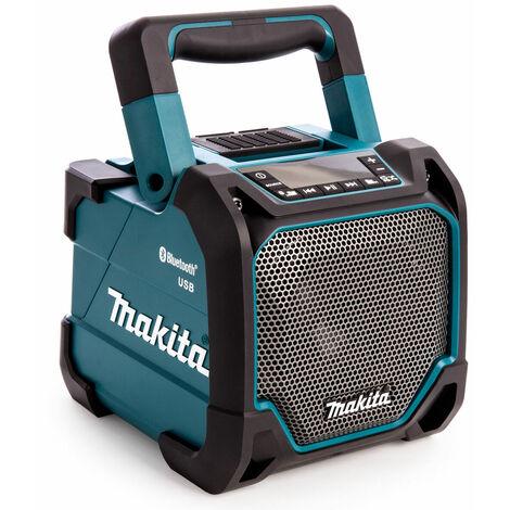 Makita DMR202 10.8/18V Job Site Speaker with Bluetooth Body Only:18V