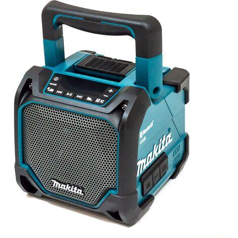 Makita DMR202 10.8 CXT / 18v LXT Jobsite Bluetooth & USB Speaker Body Only