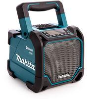 Makita DMR202 Job Site Speaker Cordless Bluetooth 12V - 18V Body Only