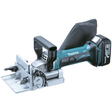 MAKITA DPJ180RTJ - Engalletadora 100mm a bateria 18v