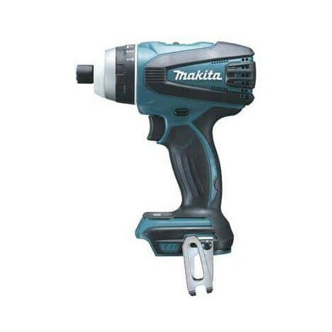 Makita drill screwdriver 4 functions without battery DTP141Z