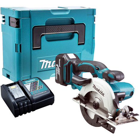 Makita DSS501Z 18V Circular Saw with 1 x 3.0Ah Battery & Charger in Case:18V