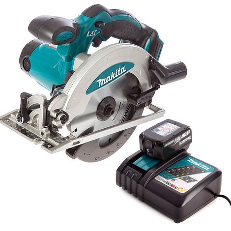 Makita DSS610 LXT 18V Cordless Circular Saw Kit