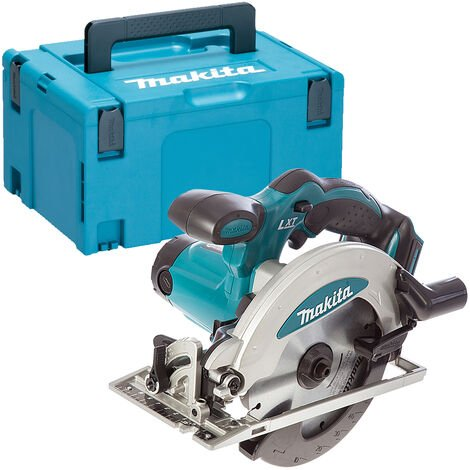 Makita DSS610Z 18V LXT 165mm Circular Saw With Stackable Large Case