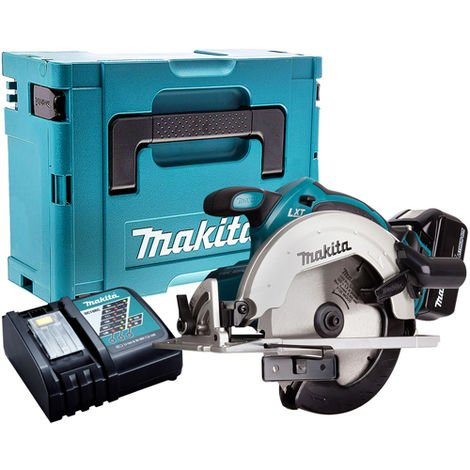 Makita DSS611Z 18V Circular Saw with 1 x 3.0Ah Battery & Charger in Case